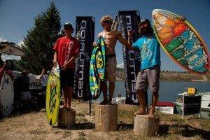 2nd place, Koocanusa wakesurf challenge, B.C, Canada, 2012 dans Contest 422412_10151155784736294_146083328_n2-300x200